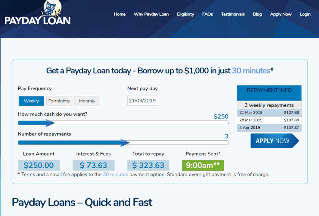 Payday Loan — IPay Loans NZ
