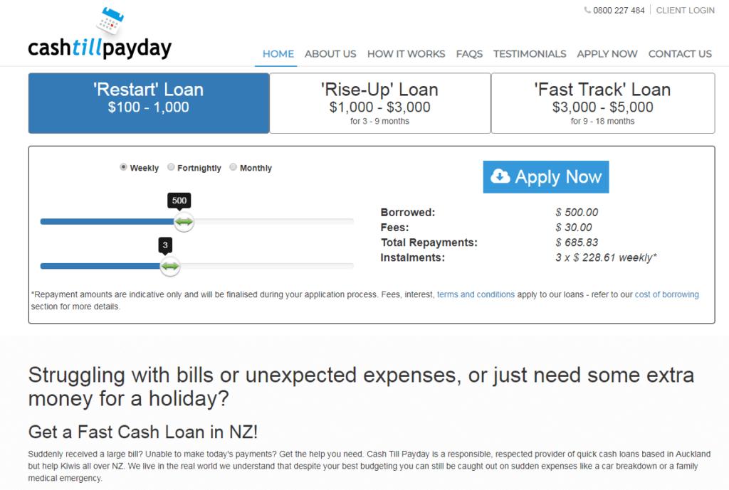 Easy Loans in New Zeland — IPay Loans