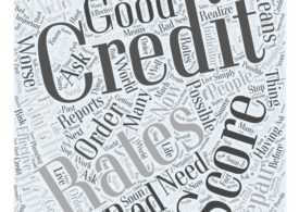 How to avoid getting a bad credit score