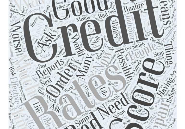 Paano maiwasan ang pagkuha ng isang masamang credit score