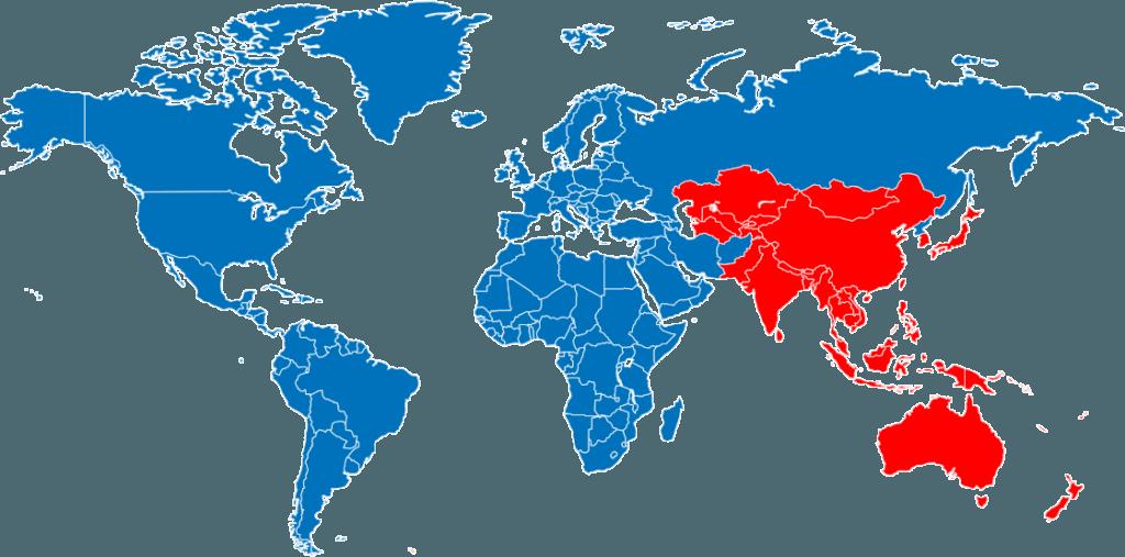 สินเชื่อด่วนและสินเชื่อไมโครในเอเชียและโอเชียเนีย — IPayLoans.com