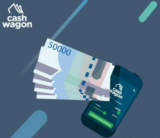 Cashwagon Loan Application — Pinjaman Cepat