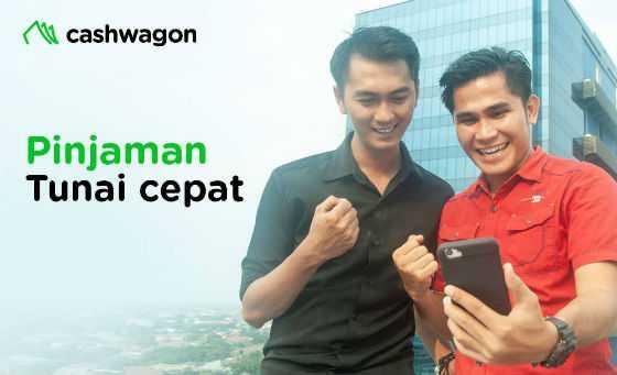 Cashwagon Indonesia — Pinjaman Online Cepat